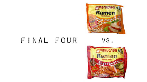 final four - semifinals