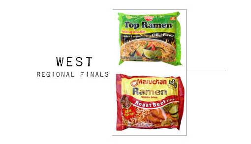 ramen final four - elite eight
