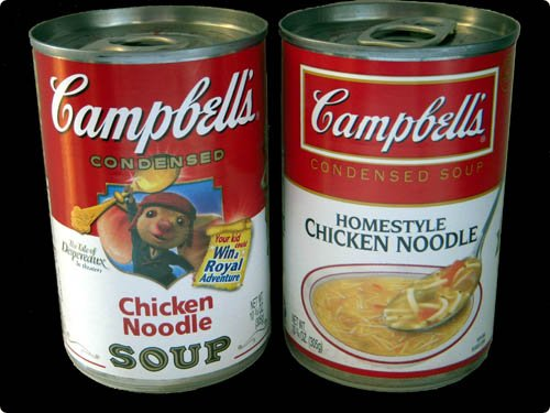campbell\'s
