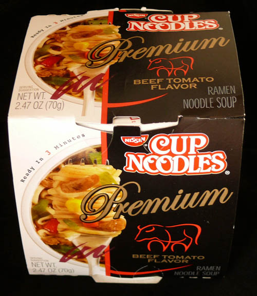 cup noodles tomato beef instant ramen