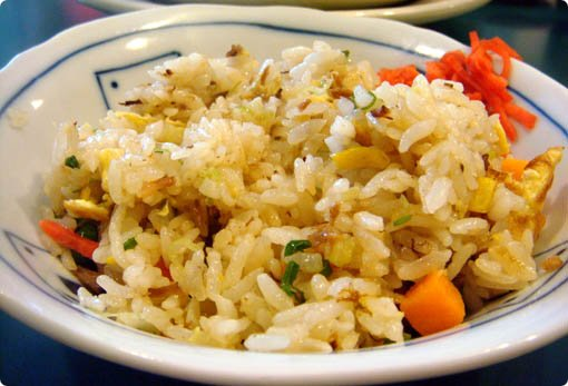 gomen chuukasoba fried rice