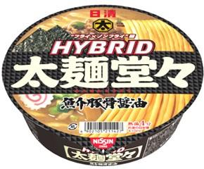 hybrid ramen