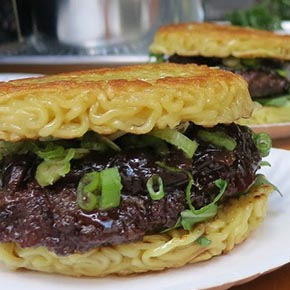 ramen burger! torrance! this saturday!