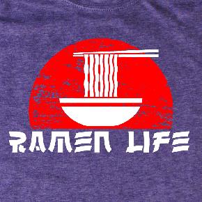 ramen life t-shirt